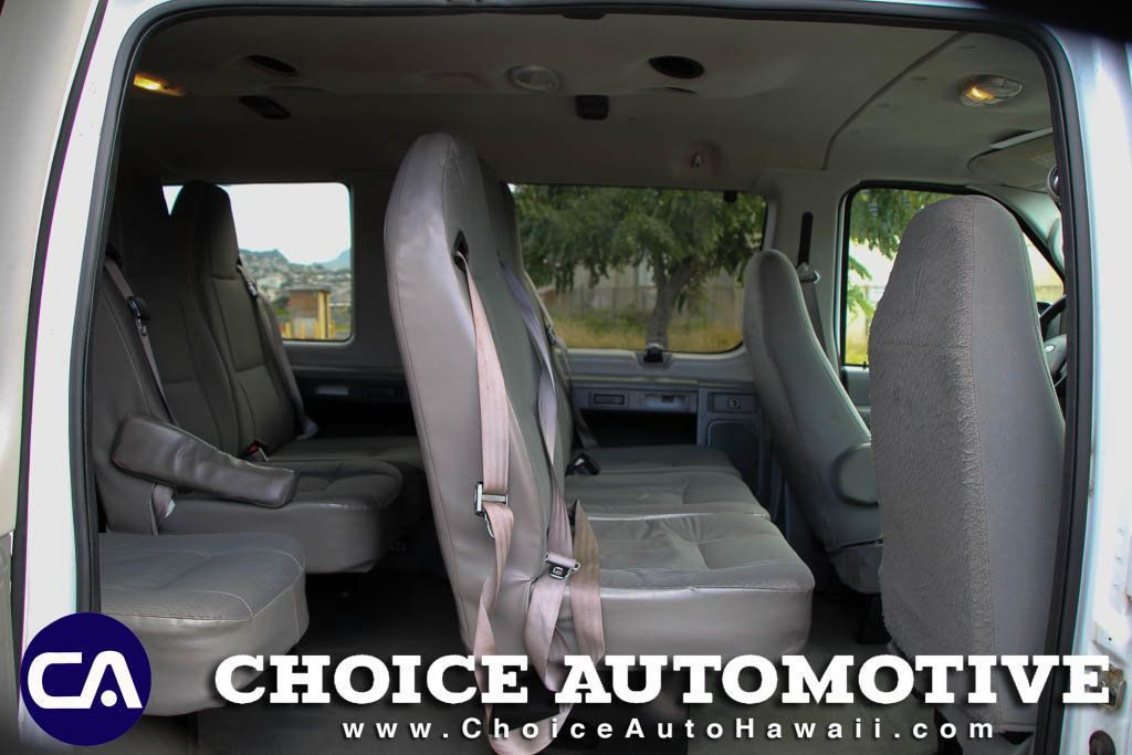 Admirable 2008 Used Ford Econoline Wagon 12 Passenger Van At Choice Automotive Serving Honolulu Hi Iid 18557981 Lamtechconsult Wood Chair Design Ideas Lamtechconsultcom