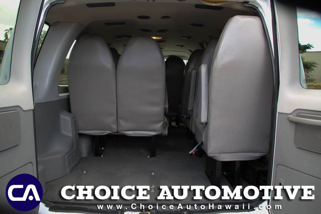Outstanding 2008 Used Ford Econoline Wagon 12 Passenger Van At Choice Automotive Serving Honolulu Hi Iid 18557981 Squirreltailoven Fun Painted Chair Ideas Images Squirreltailovenorg