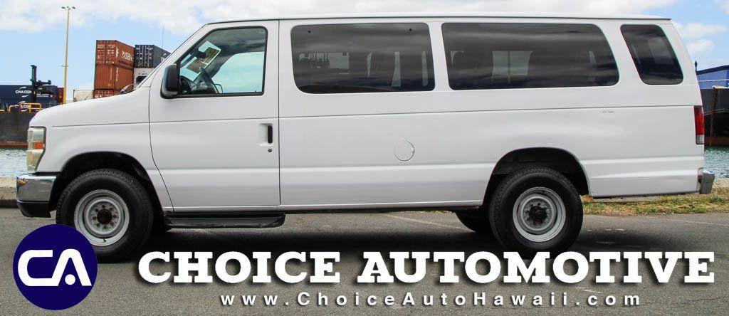 2008 Used Ford Econoline Wagon 12 PASSENGER VAN at Choice Automotive  Serving HONOLULU, HI, IID 18557981