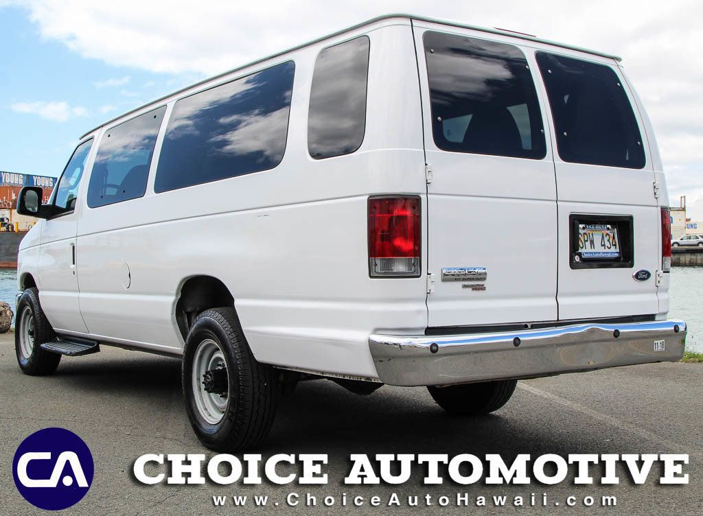 Strange 2008 Used Ford Econoline Wagon 12 Passenger Van At Choice Automotive Serving Honolulu Hi Iid 18557981 Lamtechconsult Wood Chair Design Ideas Lamtechconsultcom