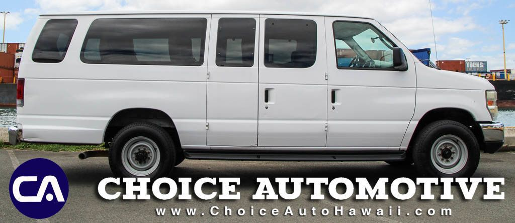 Ford 12 Passenger Van >> 2008 Used Ford Econoline Wagon 12 Passenger Van At Choice Automotive Serving Honolulu Hi Iid 18557981