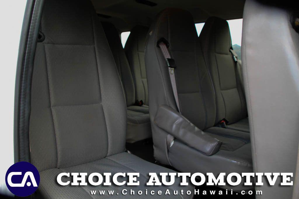 2008 Ford Econoline Wagon ECONOLINE E350 SUPER DUTY - 18557981 - 11