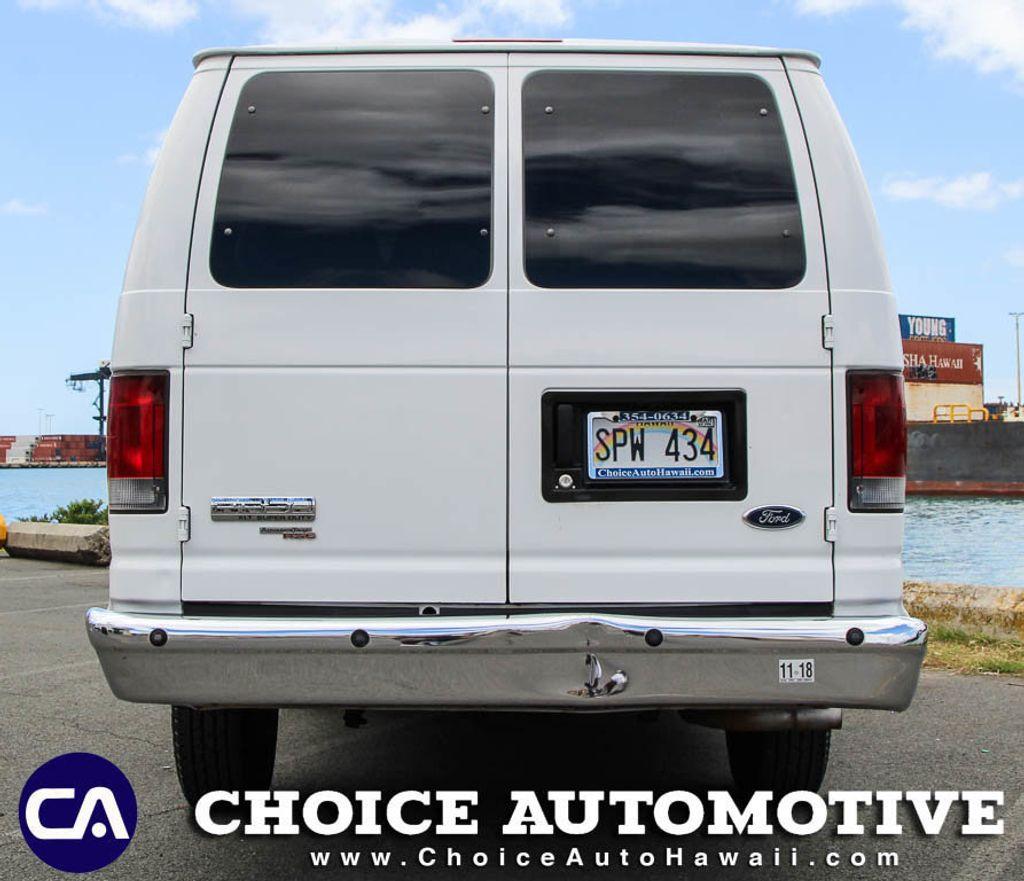 2008 Ford Econoline Wagon ECONOLINE E350 SUPER DUTY - 18557981 - 3