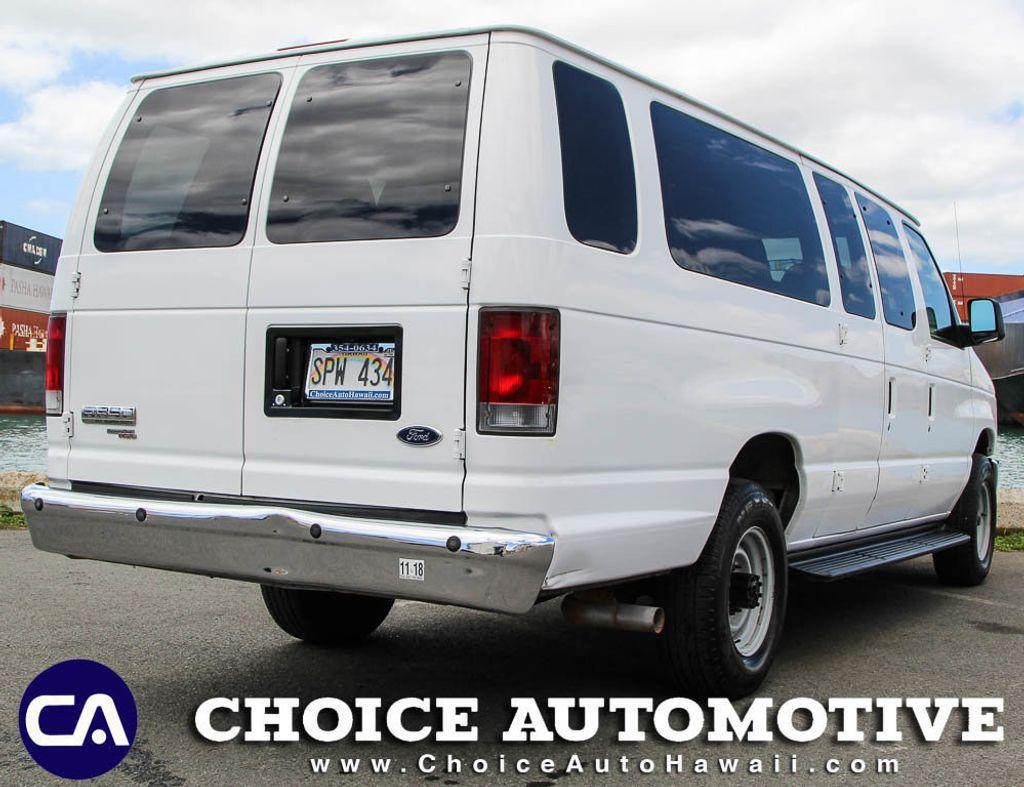 2008 Ford Econoline Wagon ECONOLINE E350 SUPER DUTY - 18557981 - 4