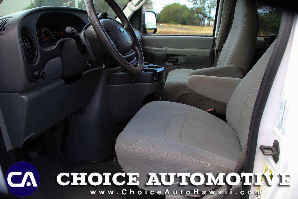 2008 Ford Econoline Wagon ECONOLINE E350 SUPER DUTY - 18557981 - 8
