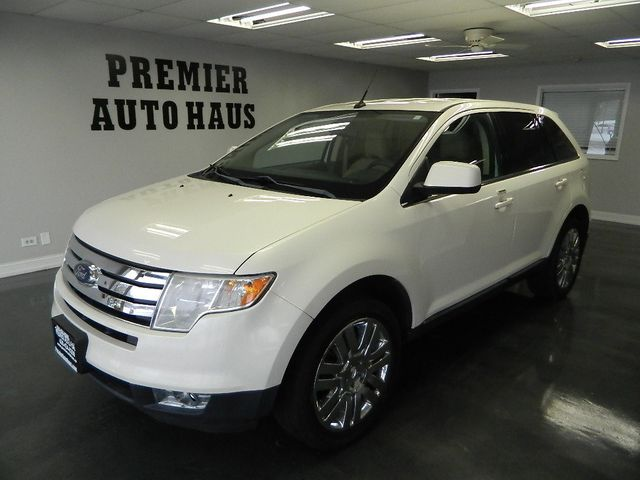 2008 Ford Edge 2008 FORD EDGE LIMITED SUV