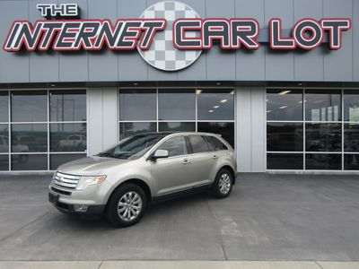 Used Ford Edge At The Internet Car Lot Serving Omaha Ne