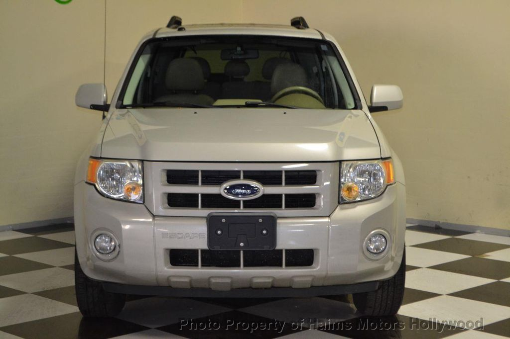 2008 used ford escape 4wd 4dr v6 automatic limited at haims motors