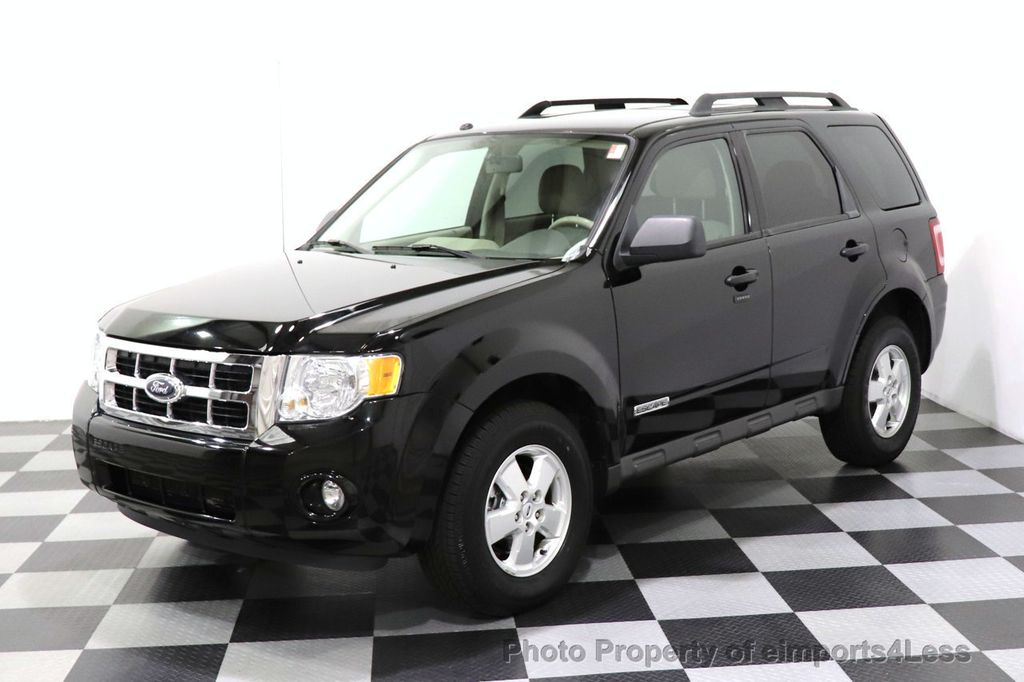 2008 Ford Escape CERTIFIED Escape XLT MOON ROOF SIRIUS ROOF RAILS - 18448621 - 11