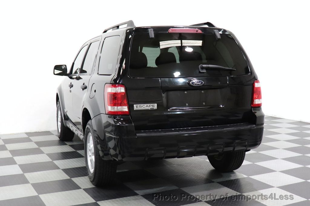 2008 Ford Escape CERTIFIED Escape XLT MOON ROOF SIRIUS ROOF RAILS - 18448621 - 13