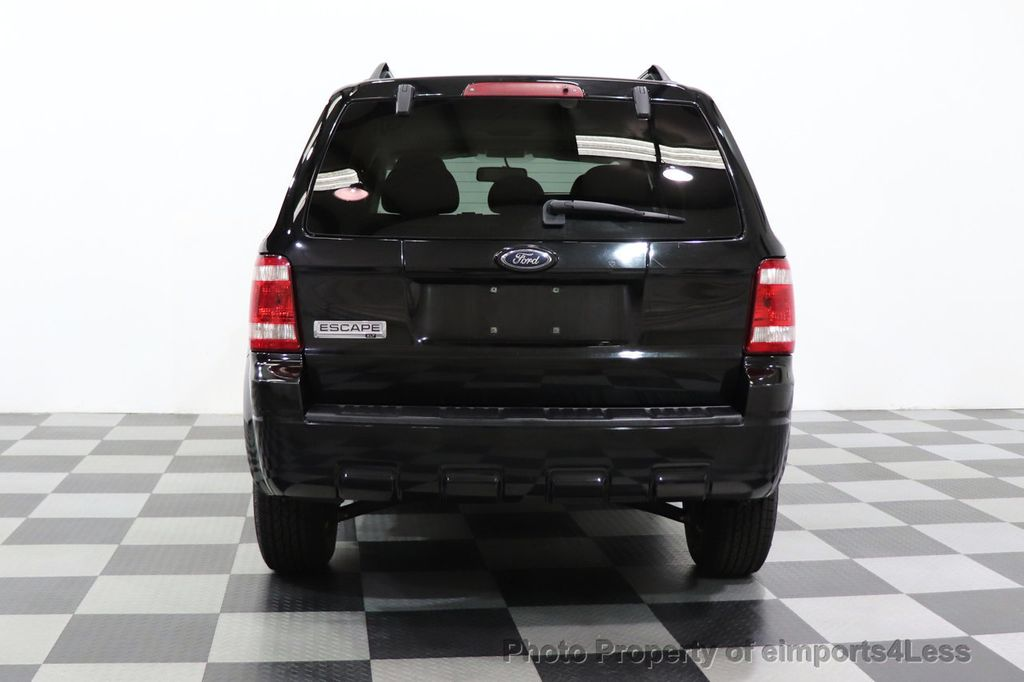 2008 Ford Escape CERTIFIED Escape XLT MOON ROOF SIRIUS ROOF RAILS - 18448621 - 14