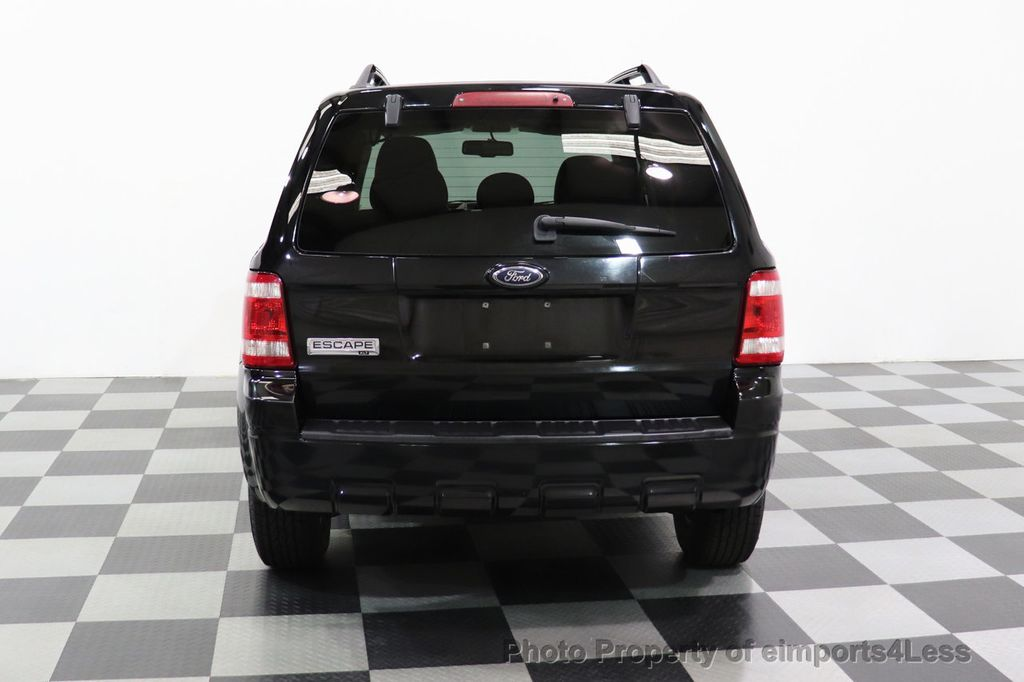 2008 Ford Escape CERTIFIED Escape XLT MOON ROOF SIRIUS ROOF RAILS - 18448621 - 27