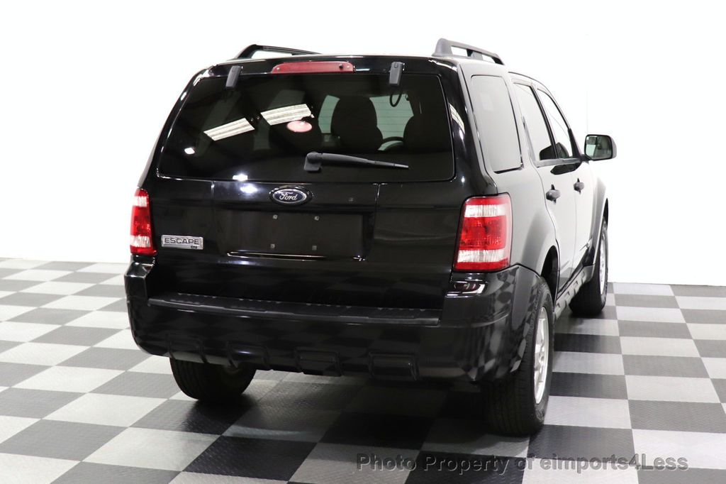 2008 Ford Escape CERTIFIED Escape XLT MOON ROOF SIRIUS ROOF RAILS - 18448621 - 28