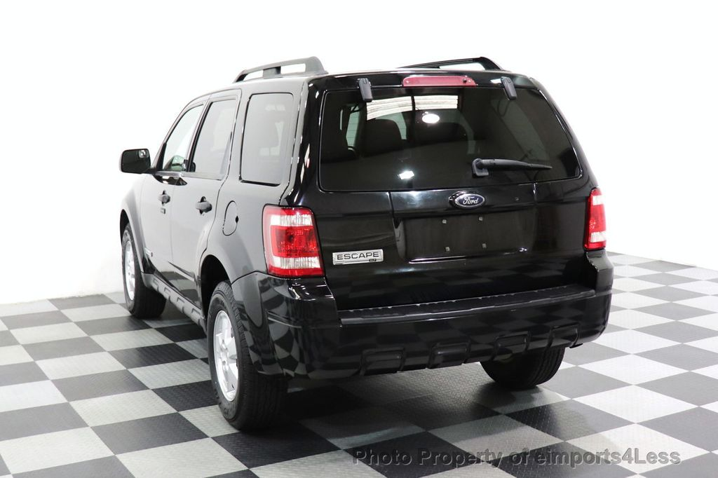 2008 Ford Escape CERTIFIED Escape XLT MOON ROOF SIRIUS ROOF RAILS - 18448621 - 40
