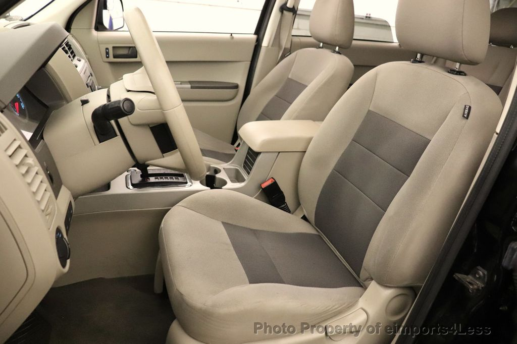 2008 Ford Escape CERTIFIED Escape XLT MOON ROOF SIRIUS ROOF RAILS - 18448621 - 5
