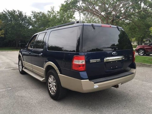 2008 Ford Expedition EL 2WD 4dr Eddie Bauer - Click to see full-size photo viewer