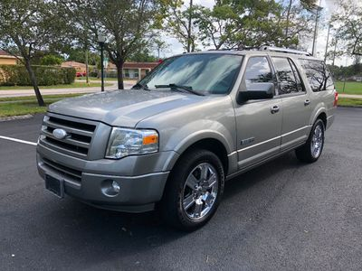 2008 Ford Expedition EL 2WD 4dr Limited SUV