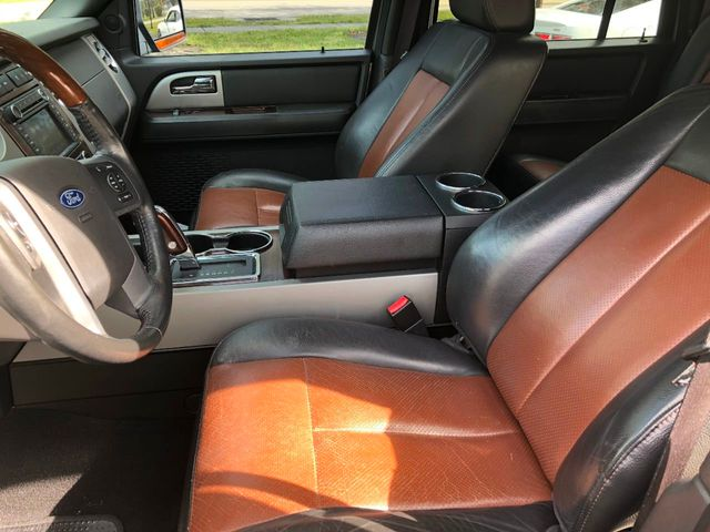 2008 Ford Expedition EL 2WD 4dr Limited - Click to see full-size photo viewer