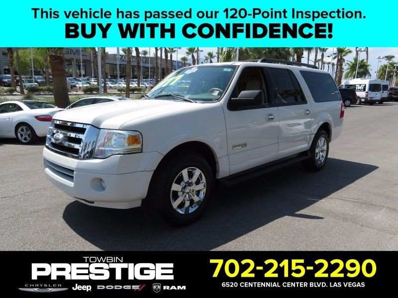 2008 Ford EXPEDITION EL XLT - 16799635 - 0