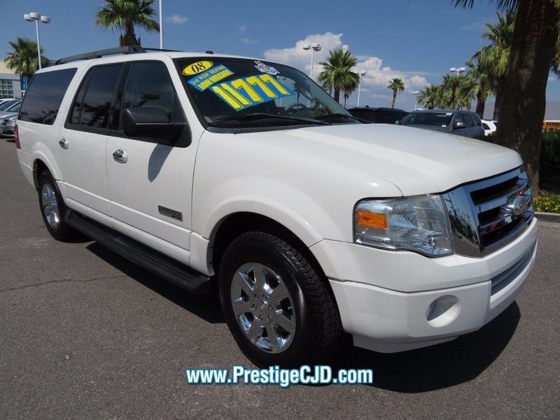 2008 Ford EXPEDITION EL XLT - 16799635 - 2