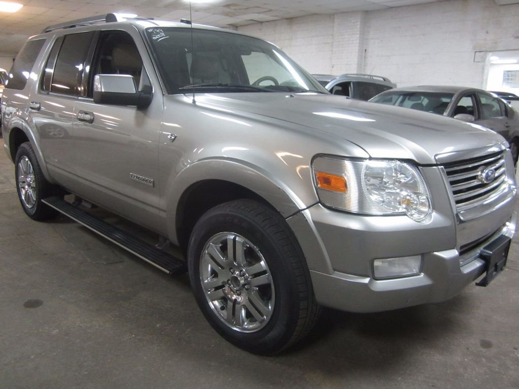 2008 ford explorer limited 4x4 3rd row 17031388 0