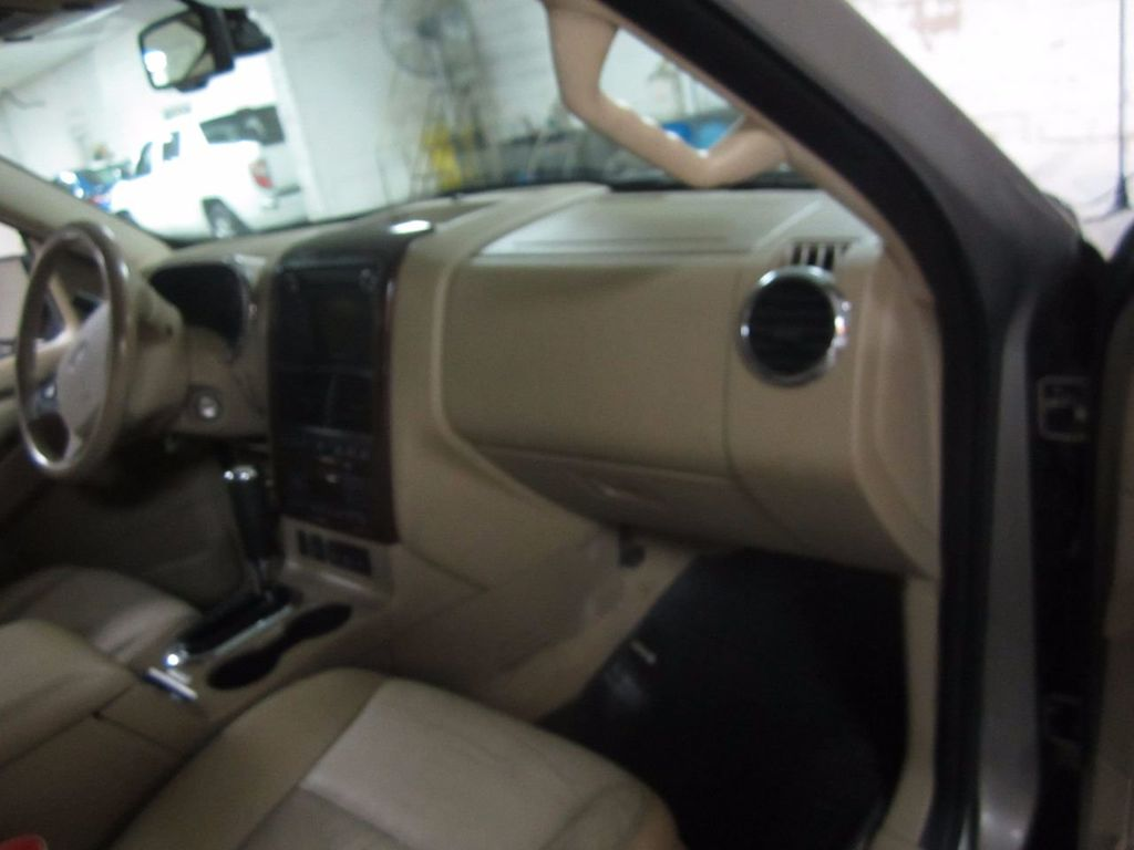 2008 ford explorer limited 4x4 3rd row 17031388 4