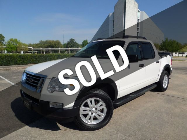 Used Ford Explorer Sport >> 2008 Used Ford Explorer Sport Trac Rwd 4dr V6 Xlt At Galleria
