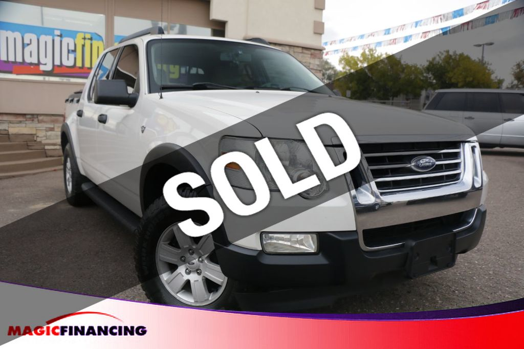 Used Ford Explorer Sport >> 2008 Used Ford Explorer Sport Trac Xlt At Magic Financing Serving