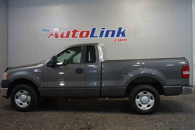 F150 Regular Cab >> 2008 Used Ford F150 Regular Cab Xl Pickup 2d 6 1 2 Ft At The Auto Link Serving Bartonville Il Iid 19444092