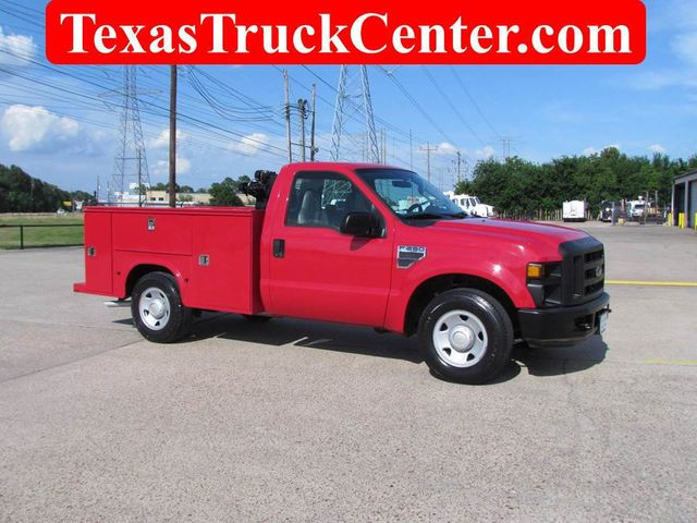 Dealer Video - 2008 Ford F250 Utility-Service 4x2 - 13988891