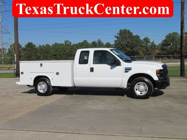 Dealer Video - 2008 Ford F250 Utility-Service 4x2 - 13988974