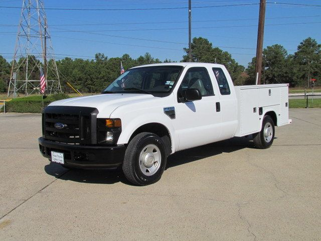 2008 Ford F250 Utility-Service 4x2 - 13988974 - 3