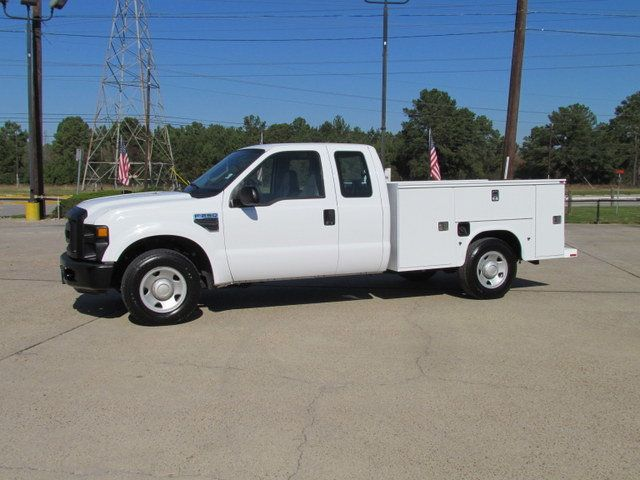 2008 Ford F250 Utility-Service 4x2 - 13988974 - 4
