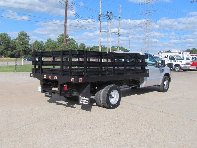 2008 Ford F350 Flatbed 4x2 - 14908167 - 12