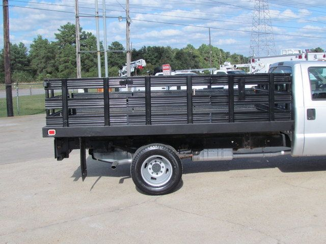 2008 Ford F350 Flatbed 4x2 - 14908167 - 13