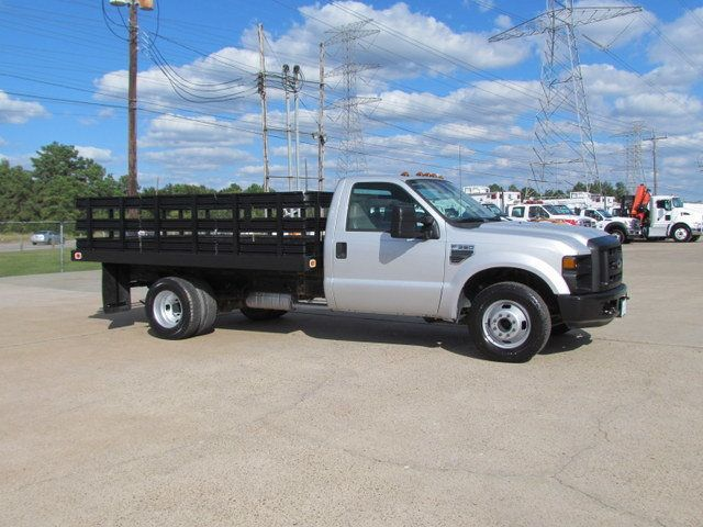 2008 Ford F350 Flatbed 4x2 - 14908167 - 14