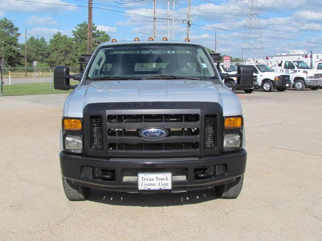 2008 Ford F350 Flatbed 4x2 - 14908167 - 2