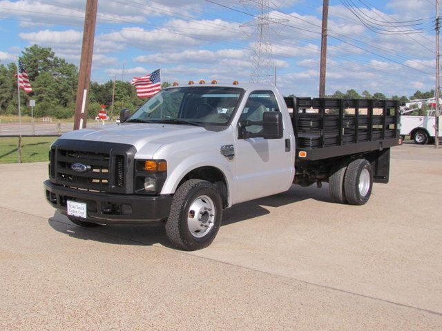 2008 Ford F350 Flatbed 4x2 - 14908167 - 3