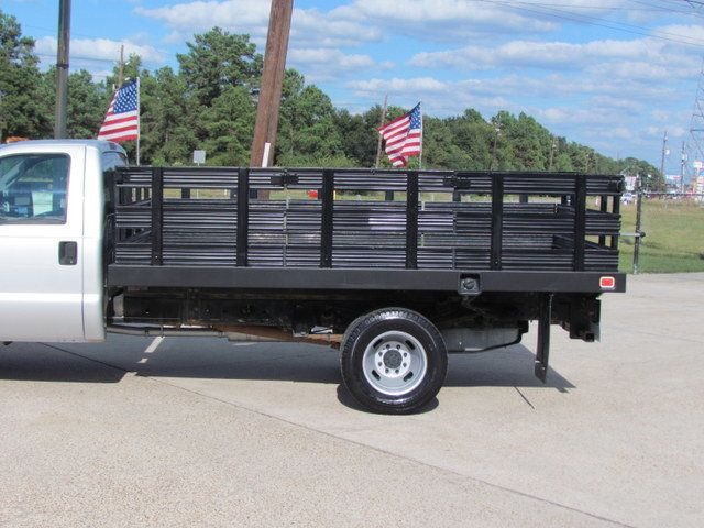 2008 Ford F350 Flatbed 4x2 - 14908167 - 5