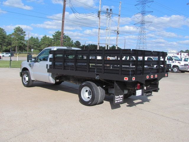 2008 Ford F350 Flatbed 4x2 - 14908167 - 6