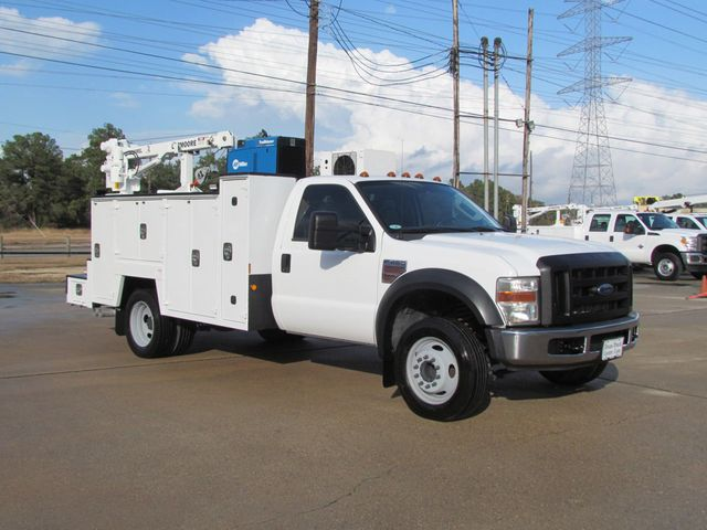 2008 Ford F450 Utility-Service 4x2 - 14357546 - 1