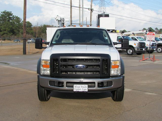 2008 Ford F450 Utility-Service 4x2 - 14357546 - 2