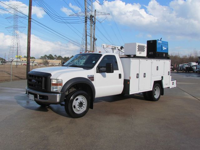 2008 Ford F450 Utility-Service 4x2 - 14357546 - 3
