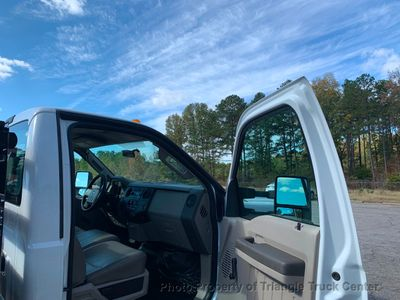 2008 Ford F450HD JUST 47k MILES ONE OWNER NC TRUCK TRITON 6.8!! HITCH RECEIVER!! READY TO TOW!! - Click to see full-size photo viewer