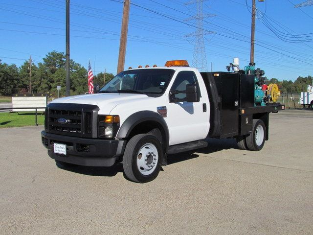 2008 Ford F550 Fuel - Lube Truck 4x2 - 13936316 - 4