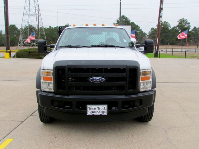 2008 Ford F550 Fuel - Lube Truck 4x4 - 14105235 - 2