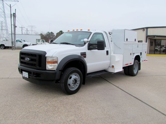 2008 Ford F550 Fuel - Lube Truck 4x4 - 14105235 - 3