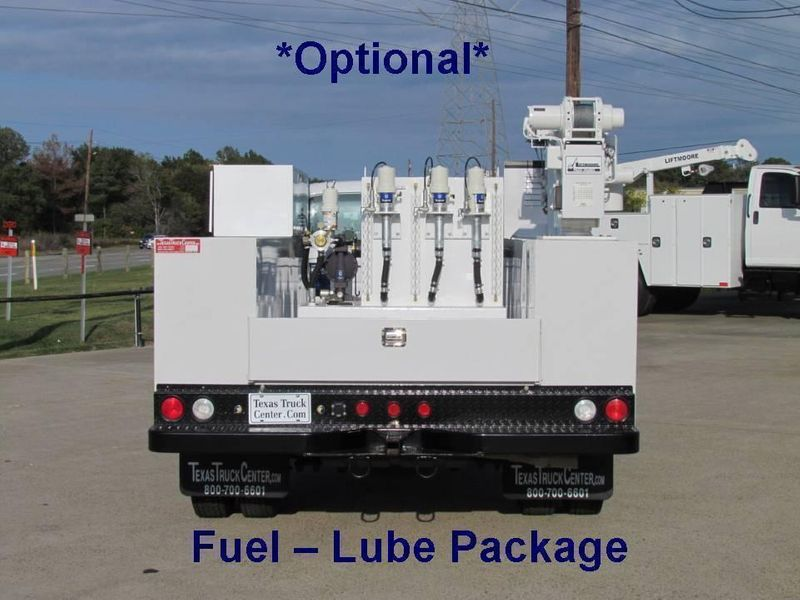 2008 Ford F550 Fuel - Lube Truck 4x4 - 8176383 - 1