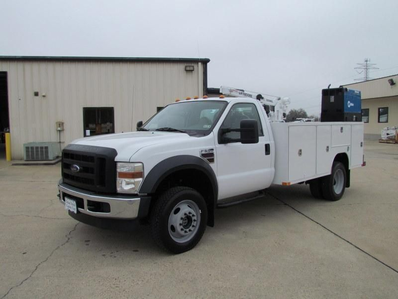 2008 Ford F550 Fuel - Lube Truck 4x4 - 8176383 - 6