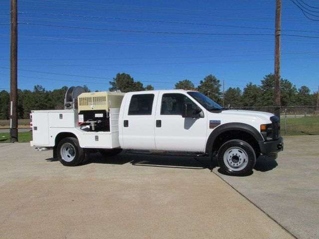Dealer Video - 2008 Ford F550 Utility-Service 4x2 - 14083977